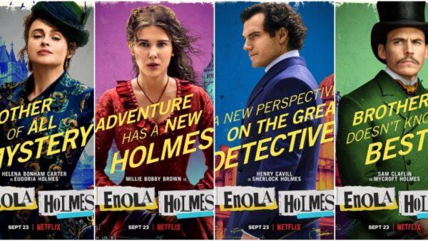 ミリー・ボビー・ブラウン主演Netflix映画『エノーラ・ホームズの事件簿』あらすじ・ネタバレ・感想・キャスト情報まとめ/訴訟問題や続編は?